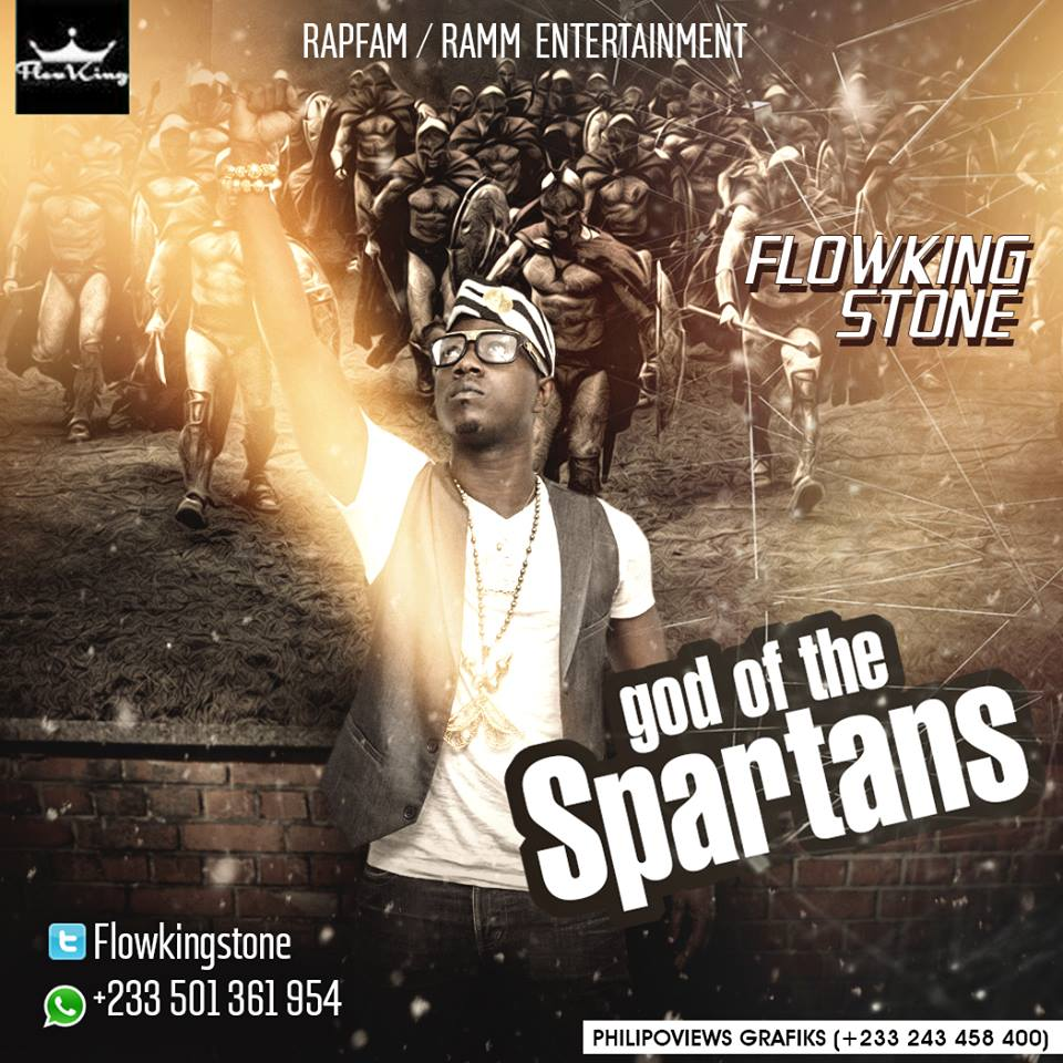 FlowKing Stone God Of The Spartans Prod