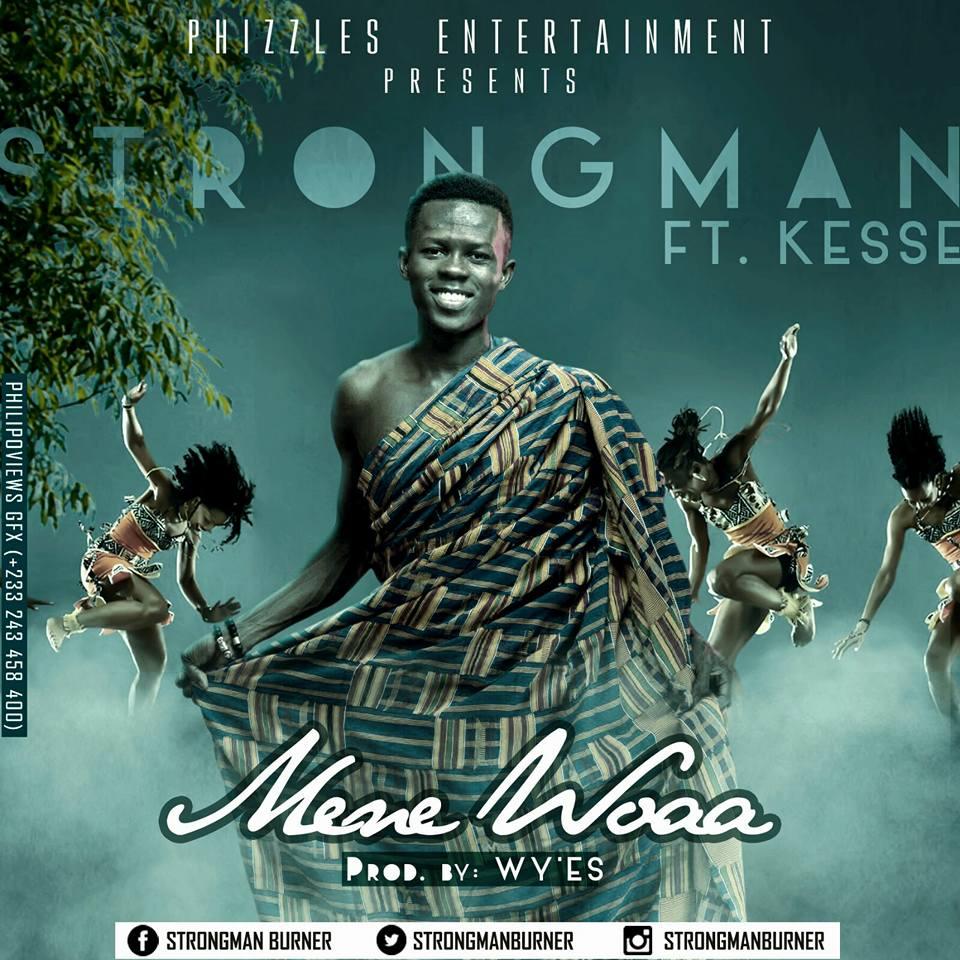 Strongman Kesse cover art