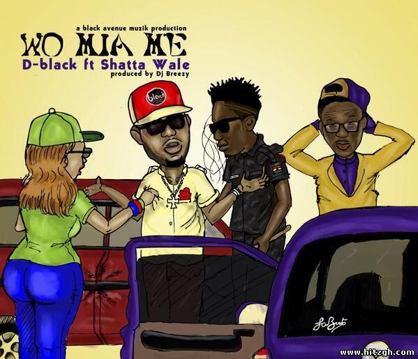 dblack shatta wale