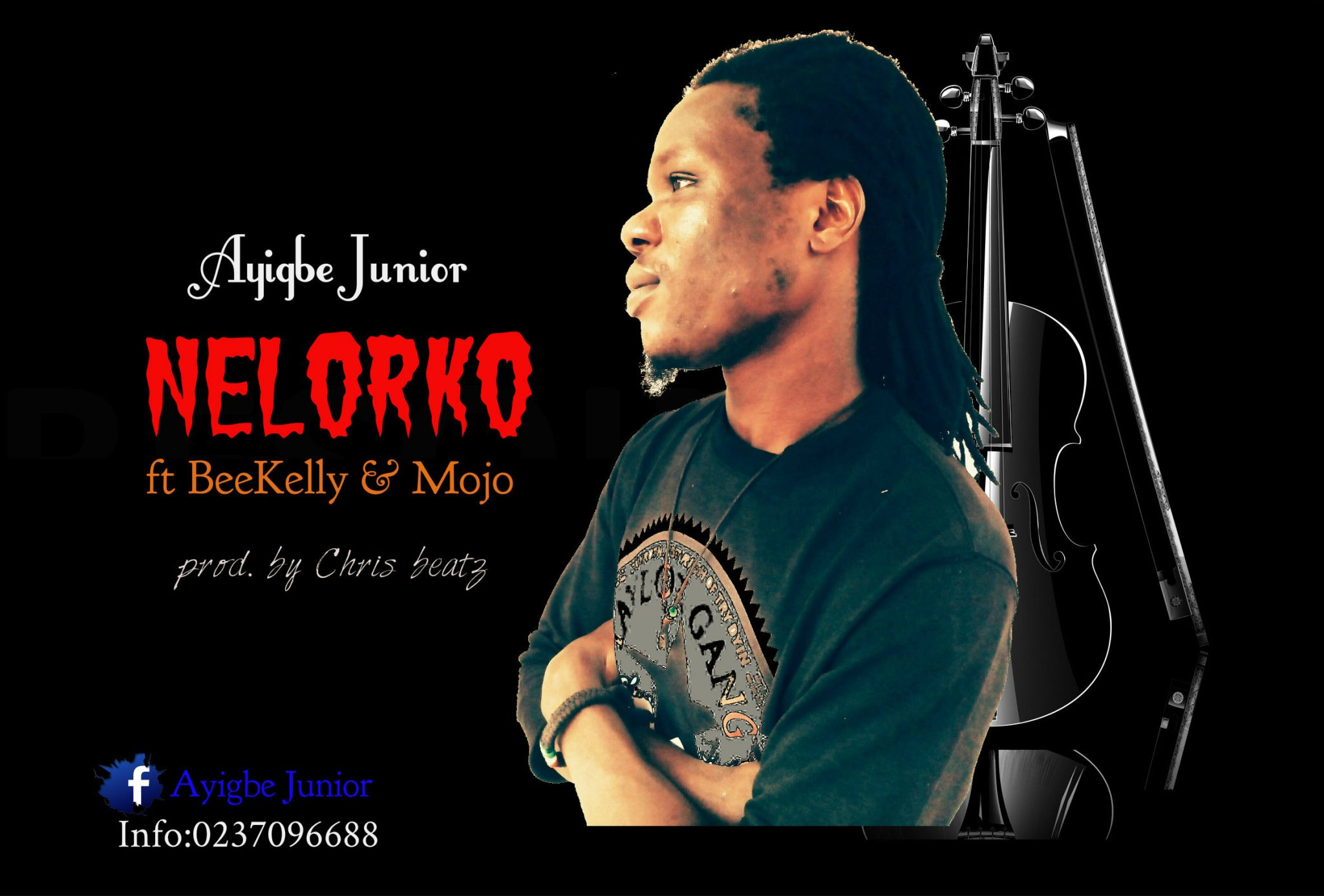 Ayigbe Junior Nolorko Ft Mojo Bee Kelly prod by Chrisbeatz