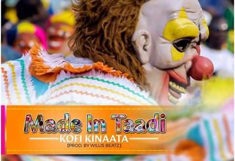 Kofi Kinaata – Made In Taadi