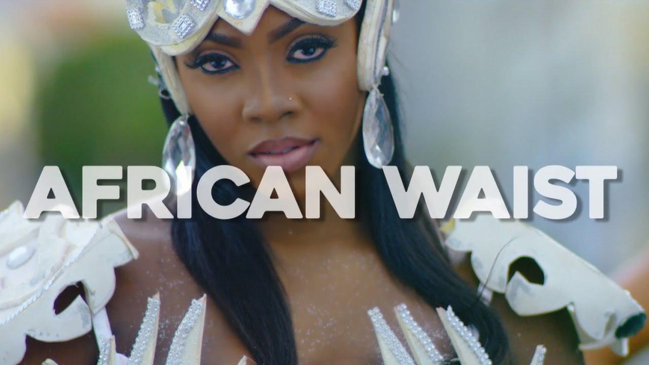 tiwa savage african waist ft don