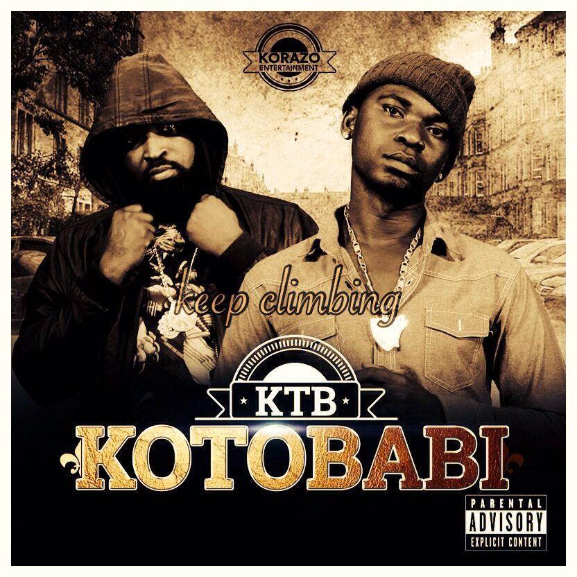 Kotobabi Keep Climbing