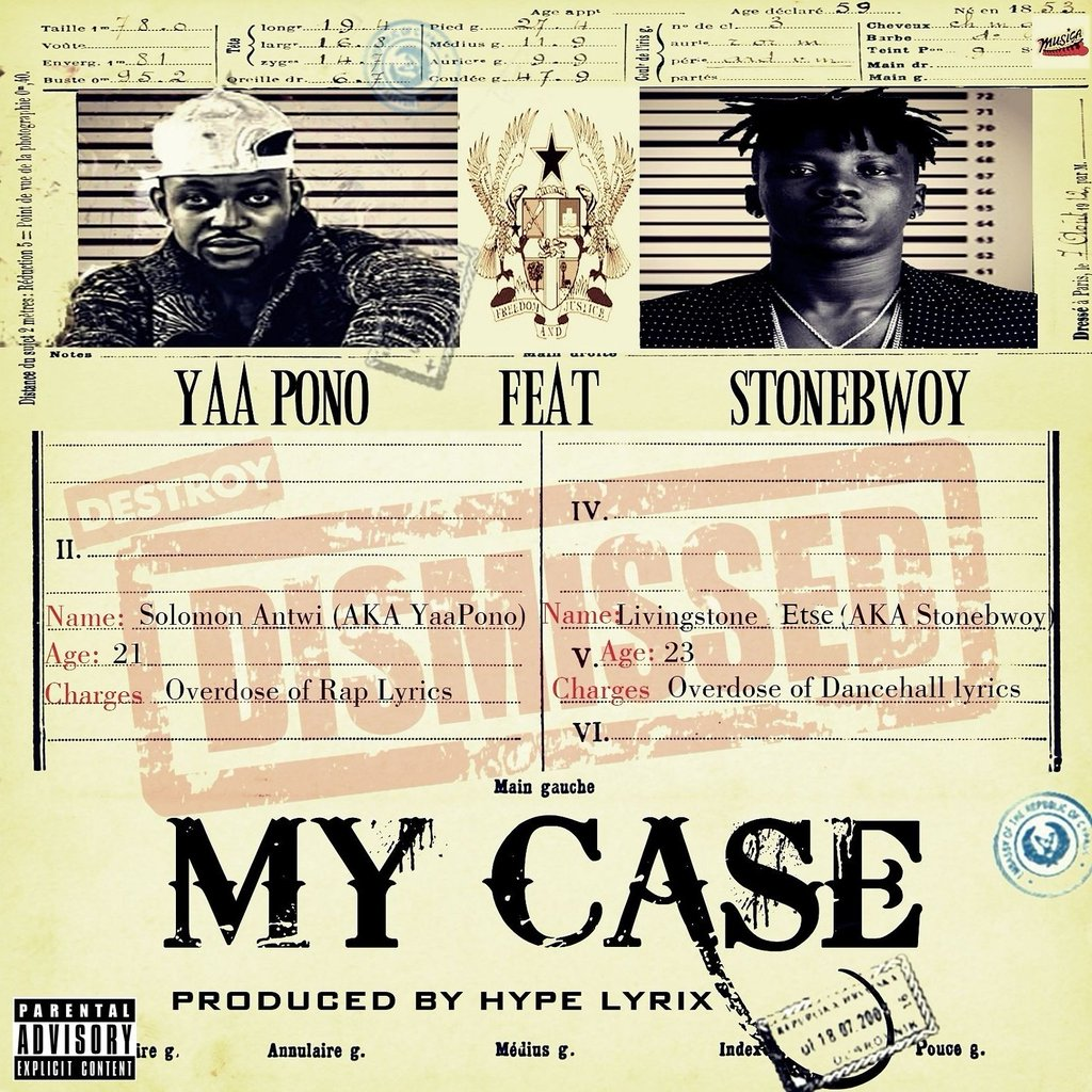 Yaa Pono My Case ft Stonebwoy Prod