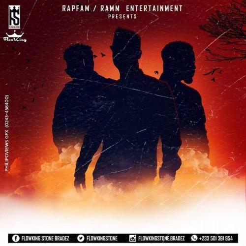 FlowKing Stone – Fire Burn Dem Remix ft Sarkodie Shatta Wale