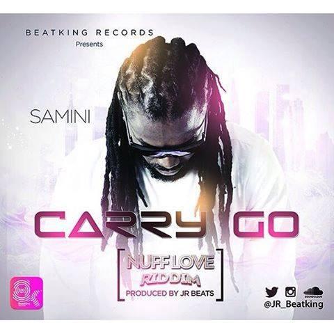 Samini – Carry Go Nuff Love Riddim Prod By JR