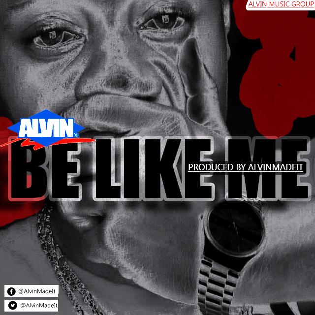 alvin be like me