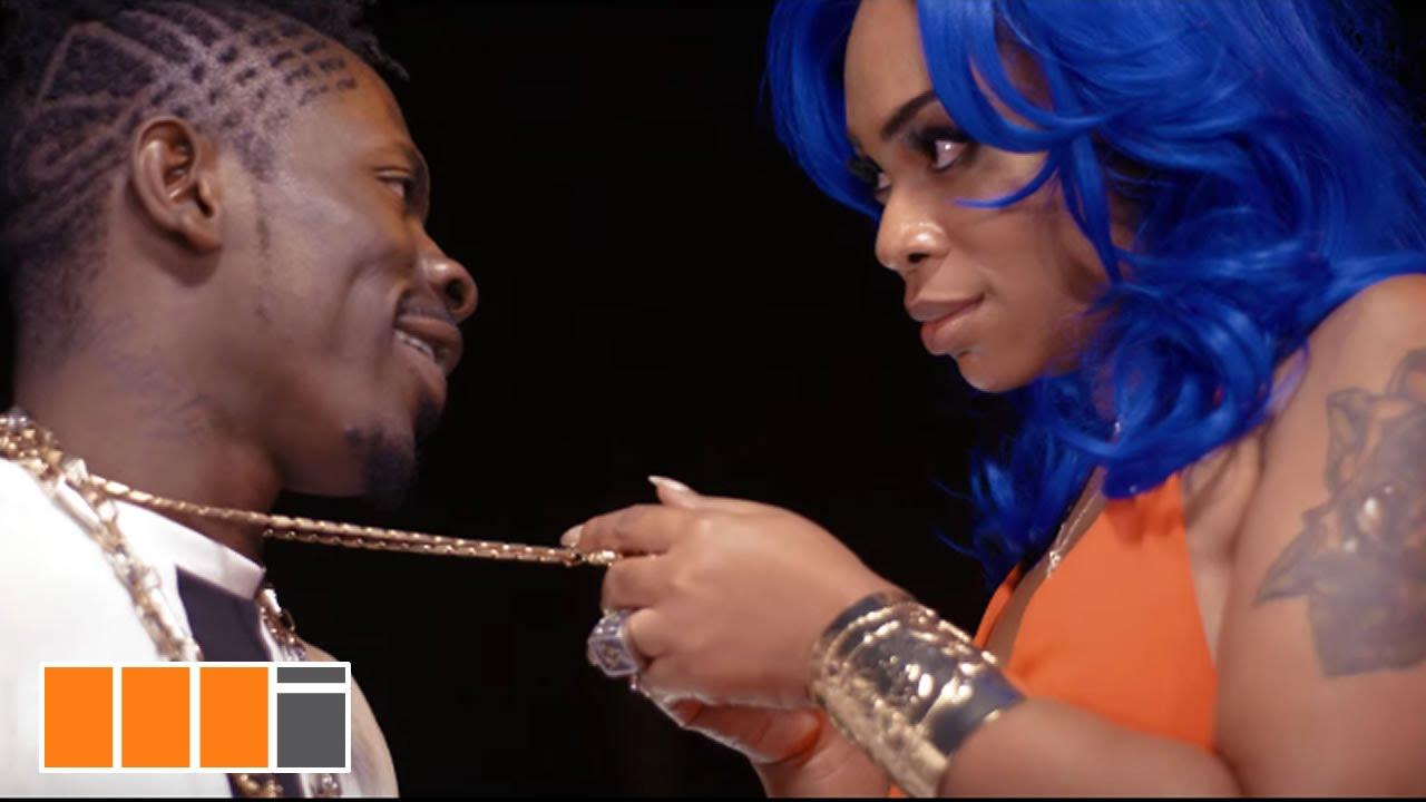 shatta wale baby chop kiss offic
