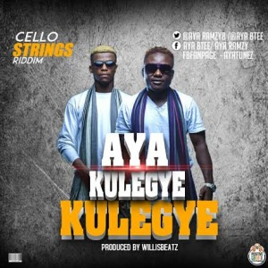 Aya Kolegye Cello Strings Riddim Prod