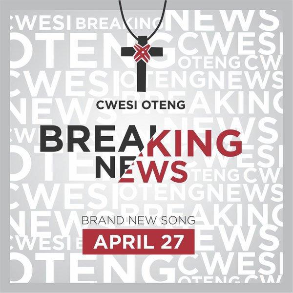Cwesi Oteng Breaking News