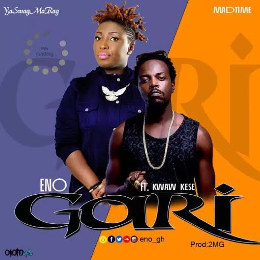 Eno To Lock Horns With Kwaw Kese on a New Song 'Gari'