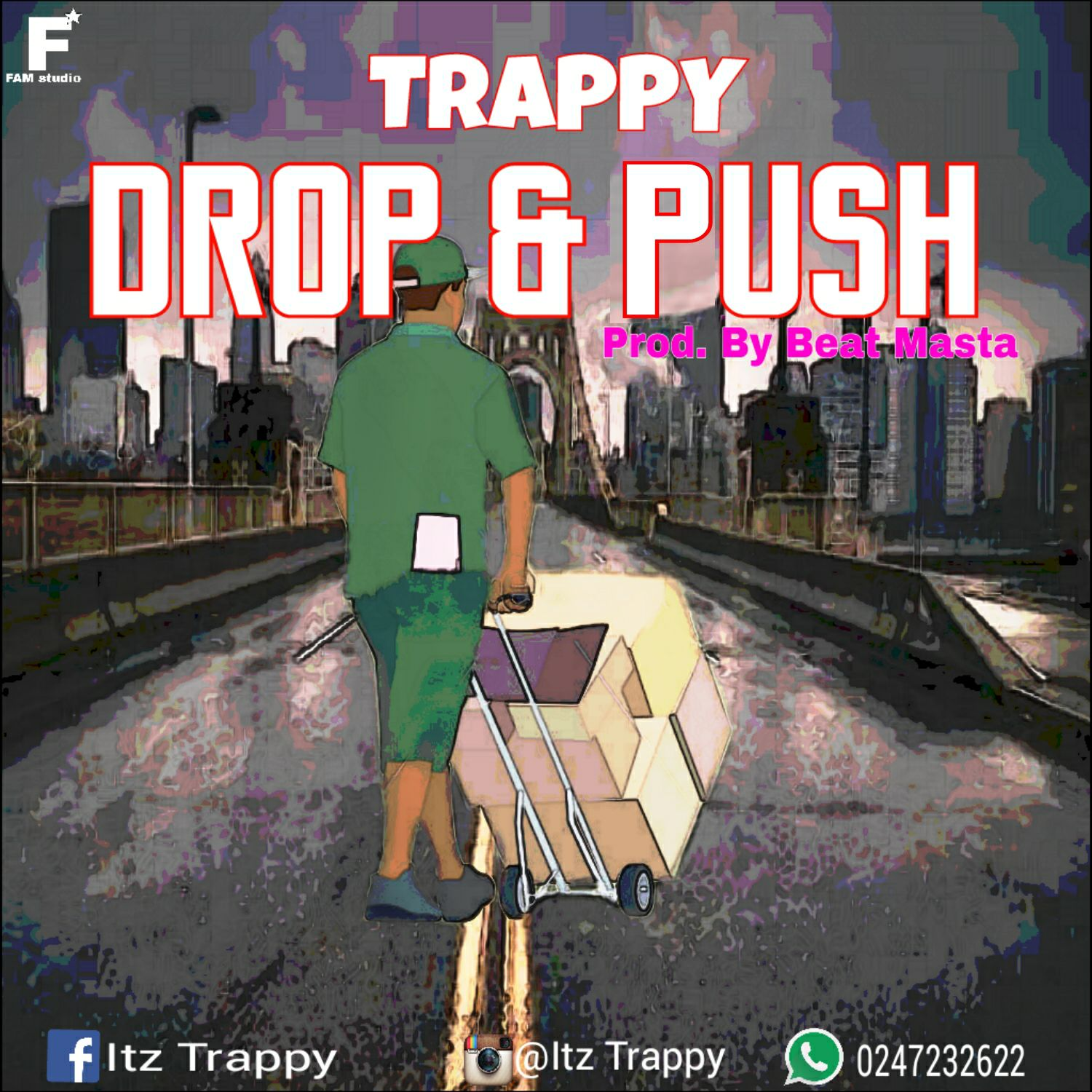 Trappy Drop n Push Prod