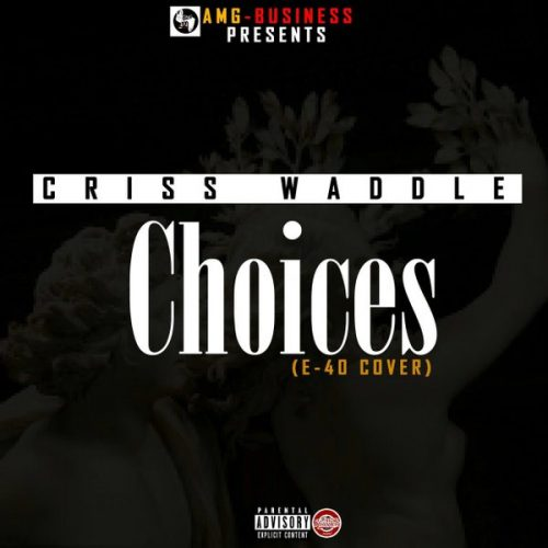 Criss Waddle – Choices E  Cover