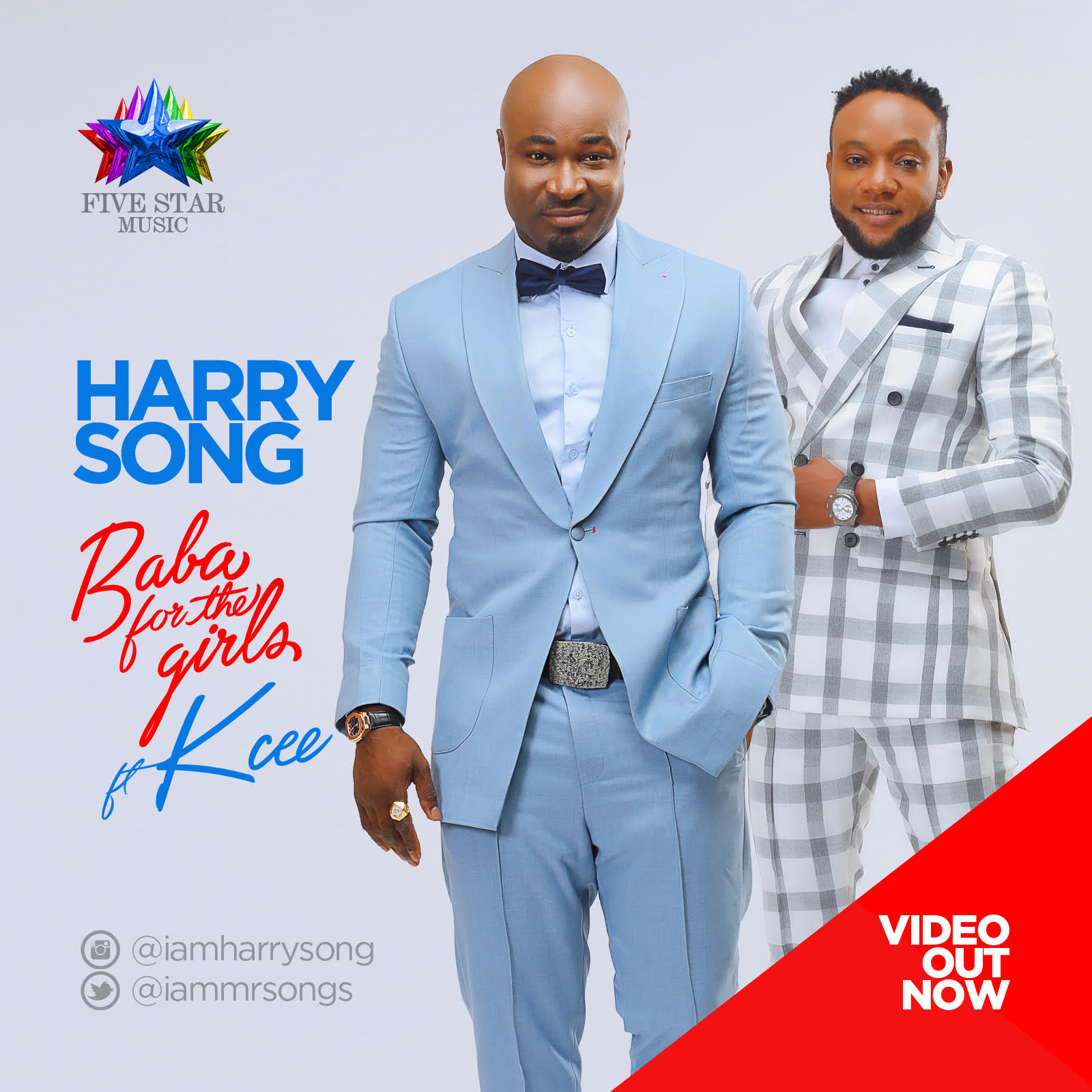 Harrysong – Baba For The Girls ft