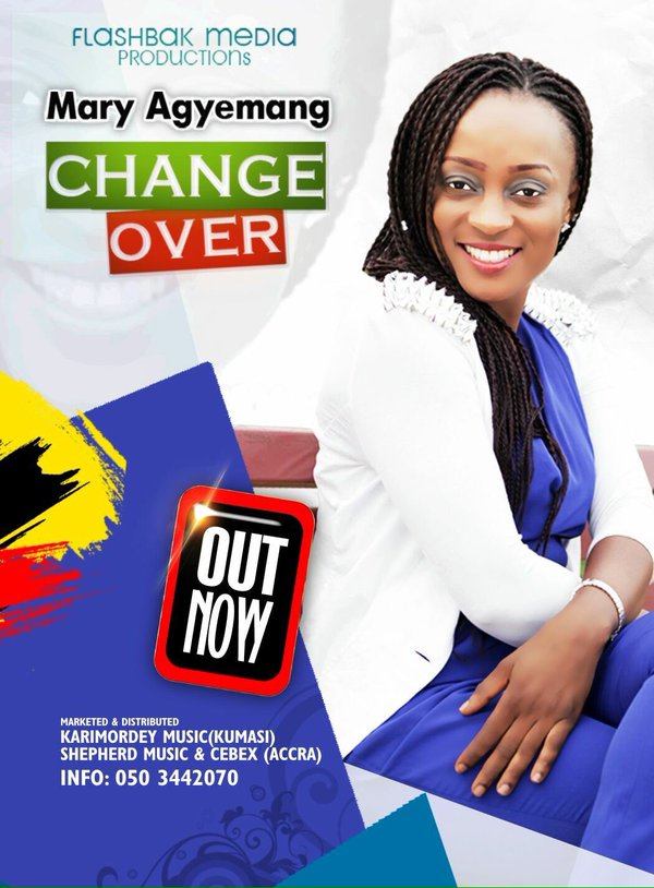 Mary Agyemang Change Over