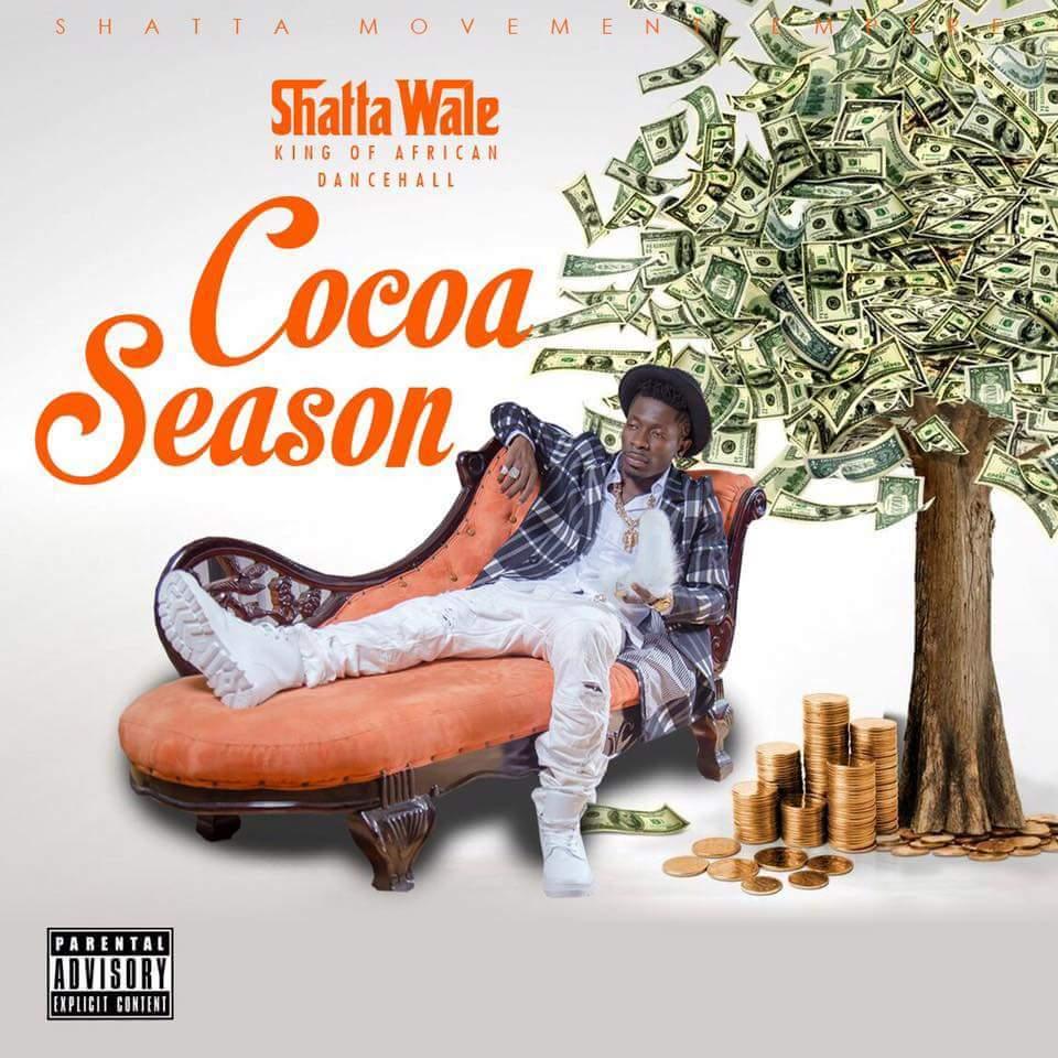 Shatta Wale Cocoa Season Prod by Da Maker
