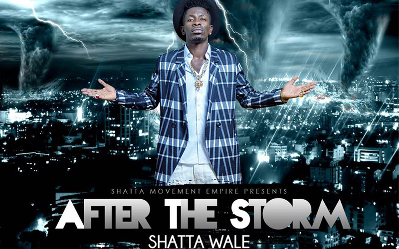 Shatta Wale Dancehall King Part  Prod By Shatta Wale