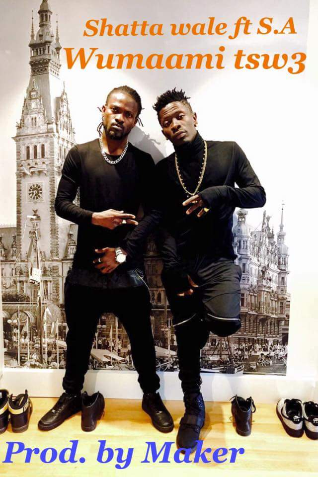 Shatta Wale Womaami Tw Ft S