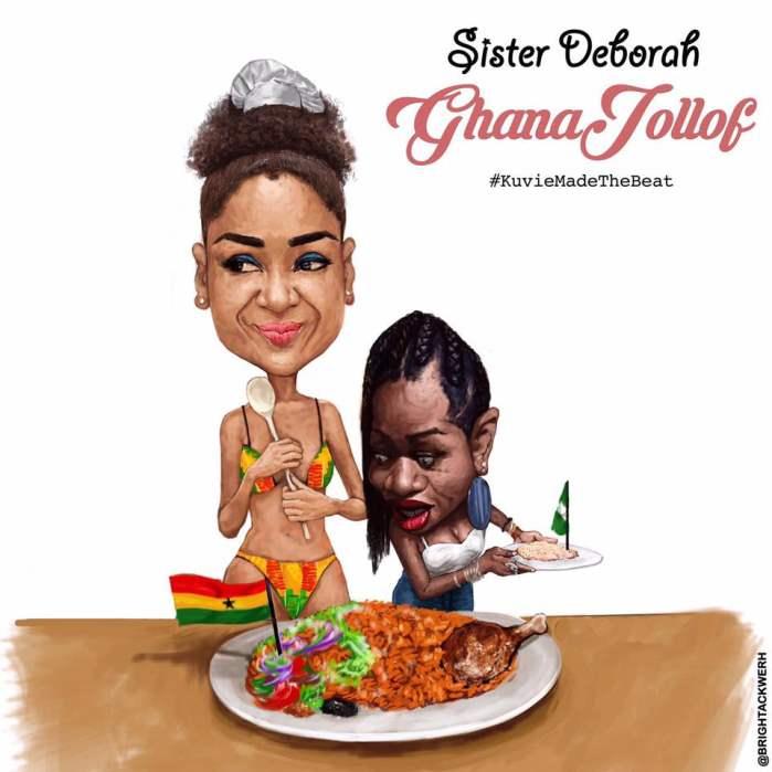 Sister Deborah Ghana Jollof