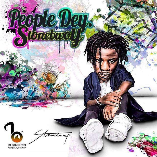 Stonebwoy s People Dey cover artwork