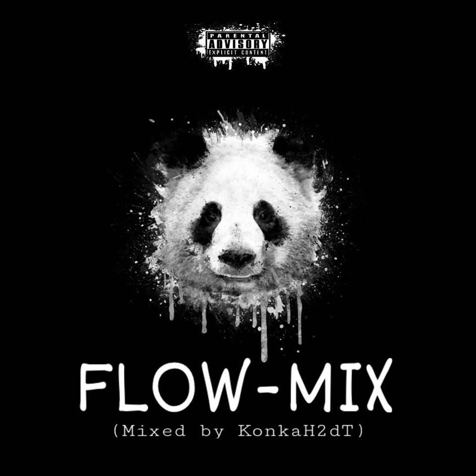 Teephlow Panda Flow Mix Mixed By KonkaHdt