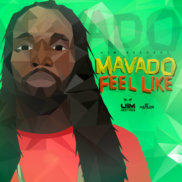 MAVADO FEEL LIKE COVER
