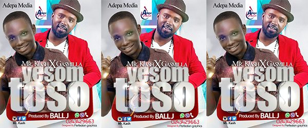 Mr Kash Yesom Toso ft Gasmila slider