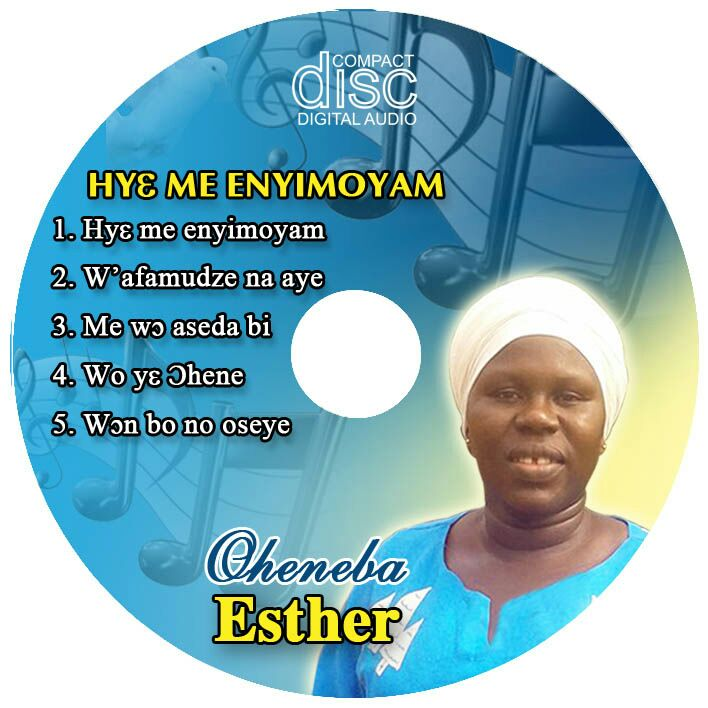 Oheneba Esther Hye Me Enyimoyam