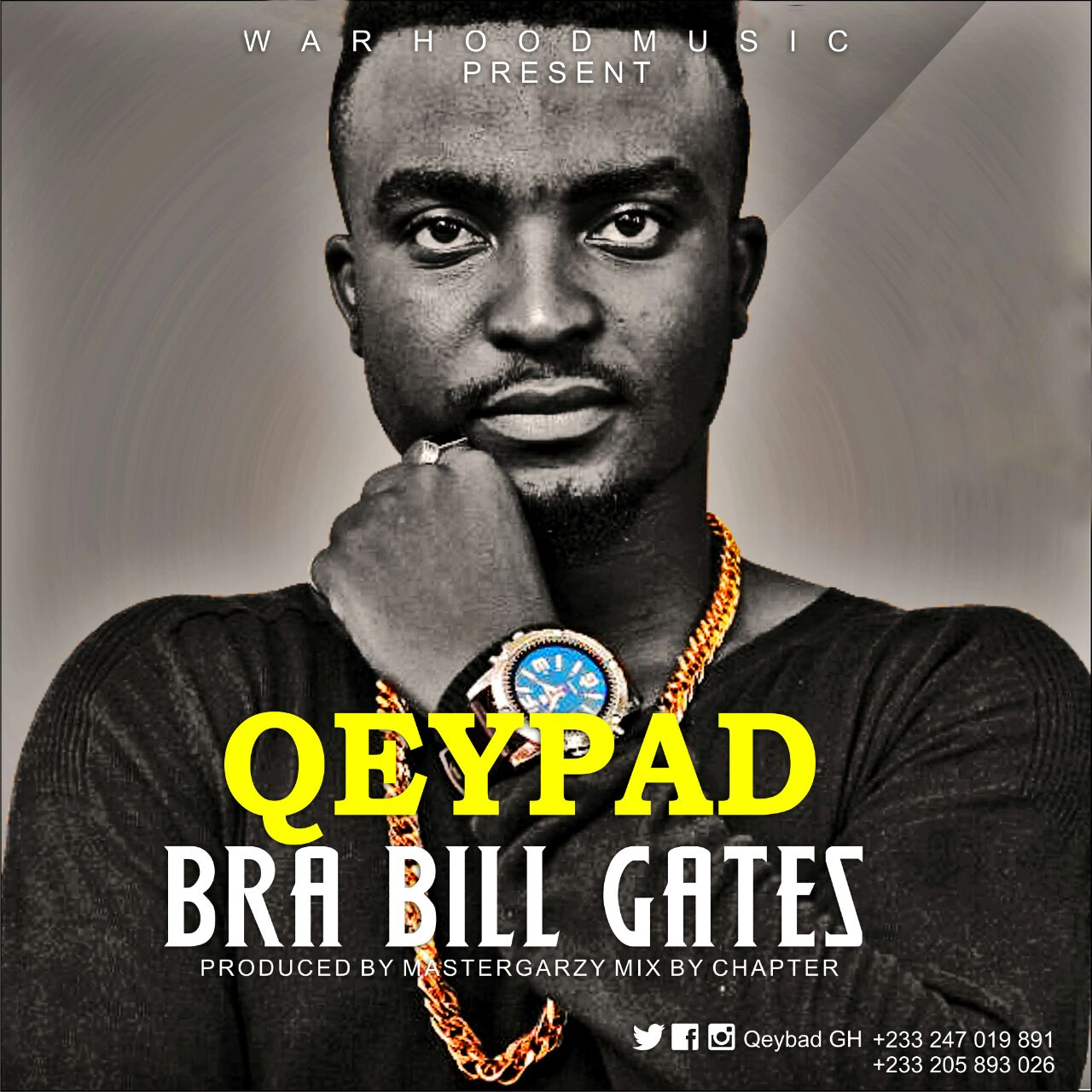 Qeypad Bra Bill Gates Prod