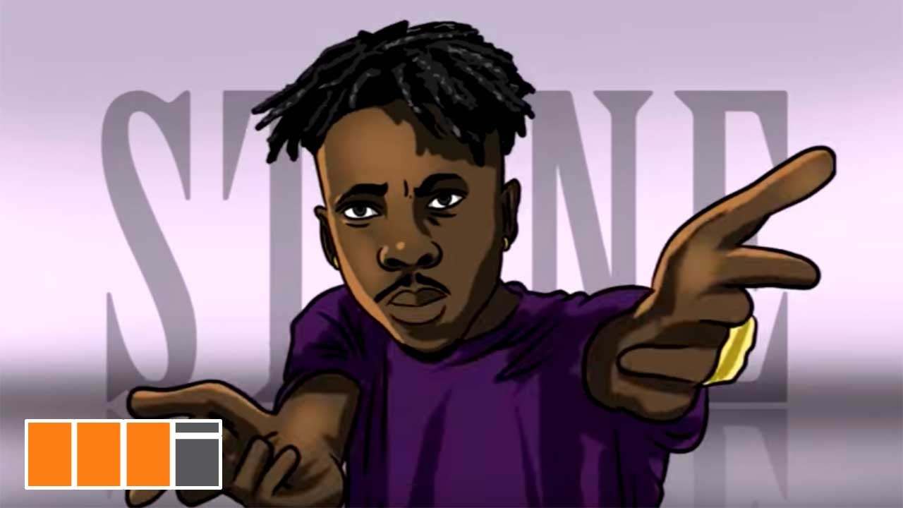 stonebwoy anyday animation video