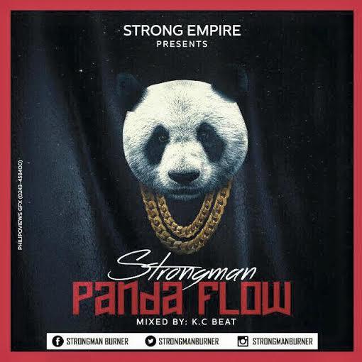 strongman panda