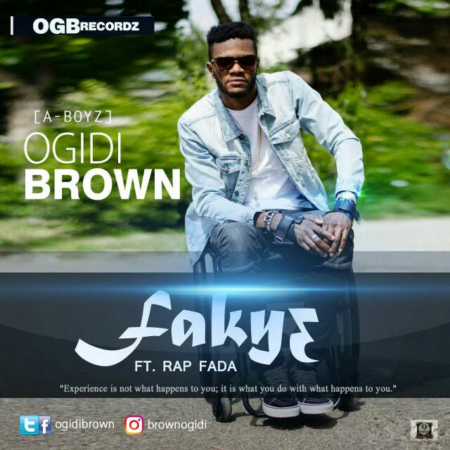 Ogidi Brown Faky ft