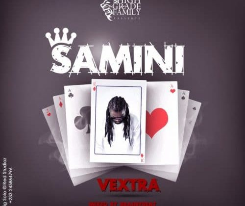 Samini Vextra Beyonce Hold Up Cover Mixed By Brainy Beatz