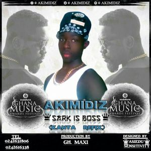 Akimidiz - Sark is Boss