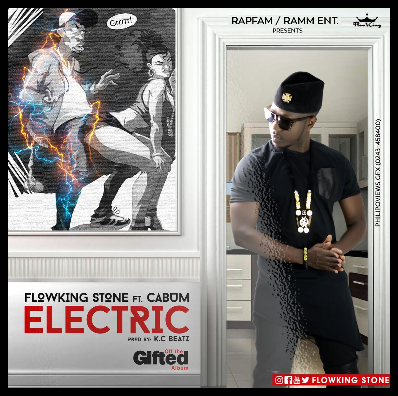 Flowking Stone Electric Ft