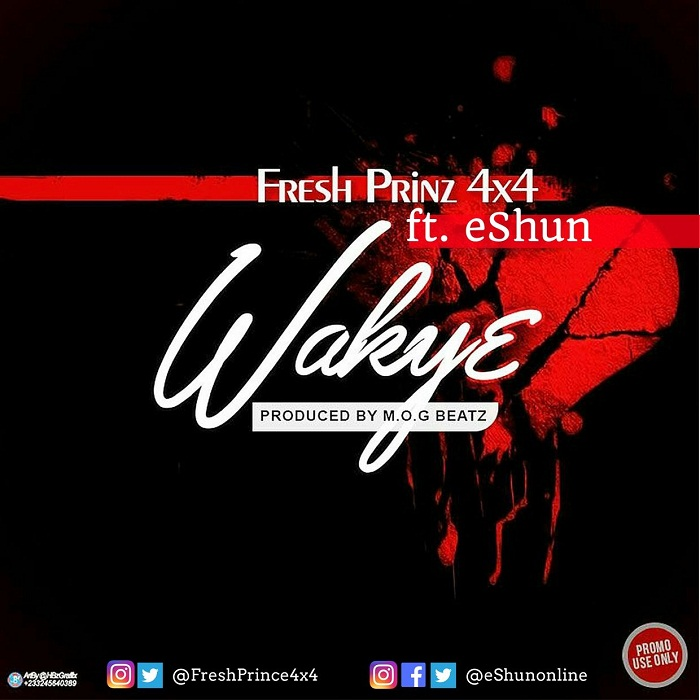 FreshPrinzx ft Eshun Waky
