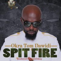 Okra Tom Dawidi Spit Fire Side Eye Riddim Prod by Beatz Dakay