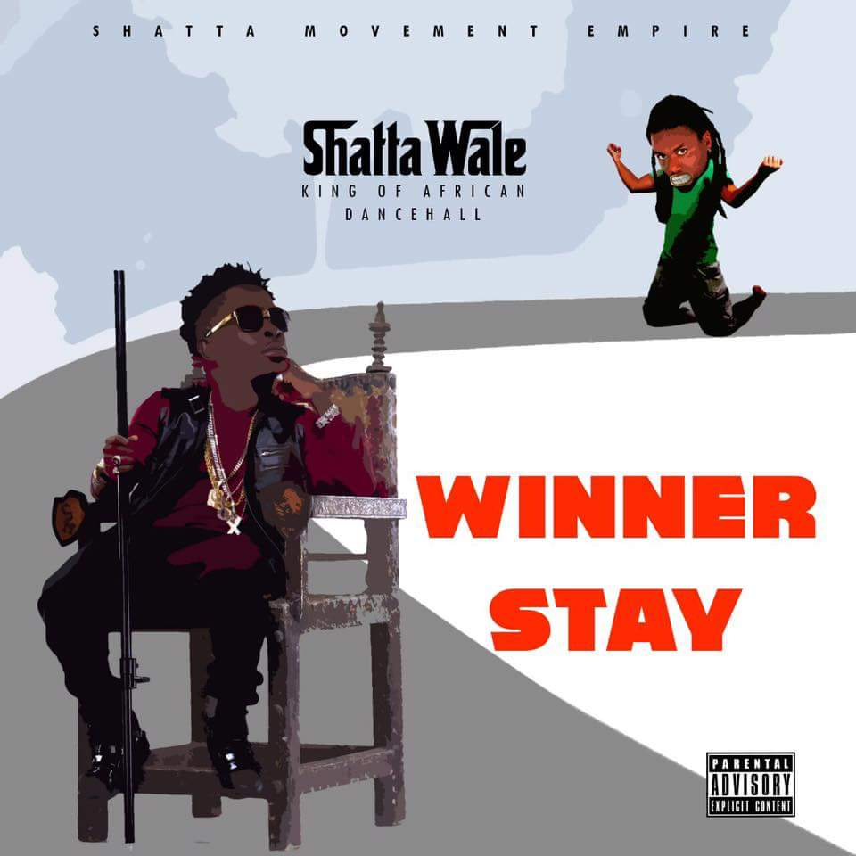 Shatta Wale Fly Your Naggaz Winner Stay Samini Diss Prod By Da Maker
