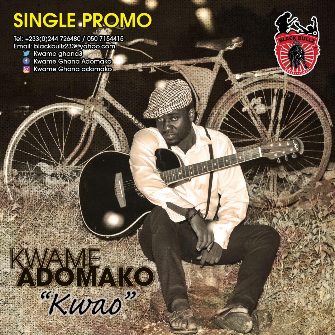 Kwame Adomako Kwao