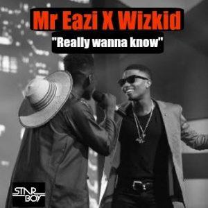 Mr Eazi X Wizkid - Really Wanna Know (Ole Remix)