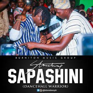StoneBwoy - Sapashini (Dancehall Worrior)