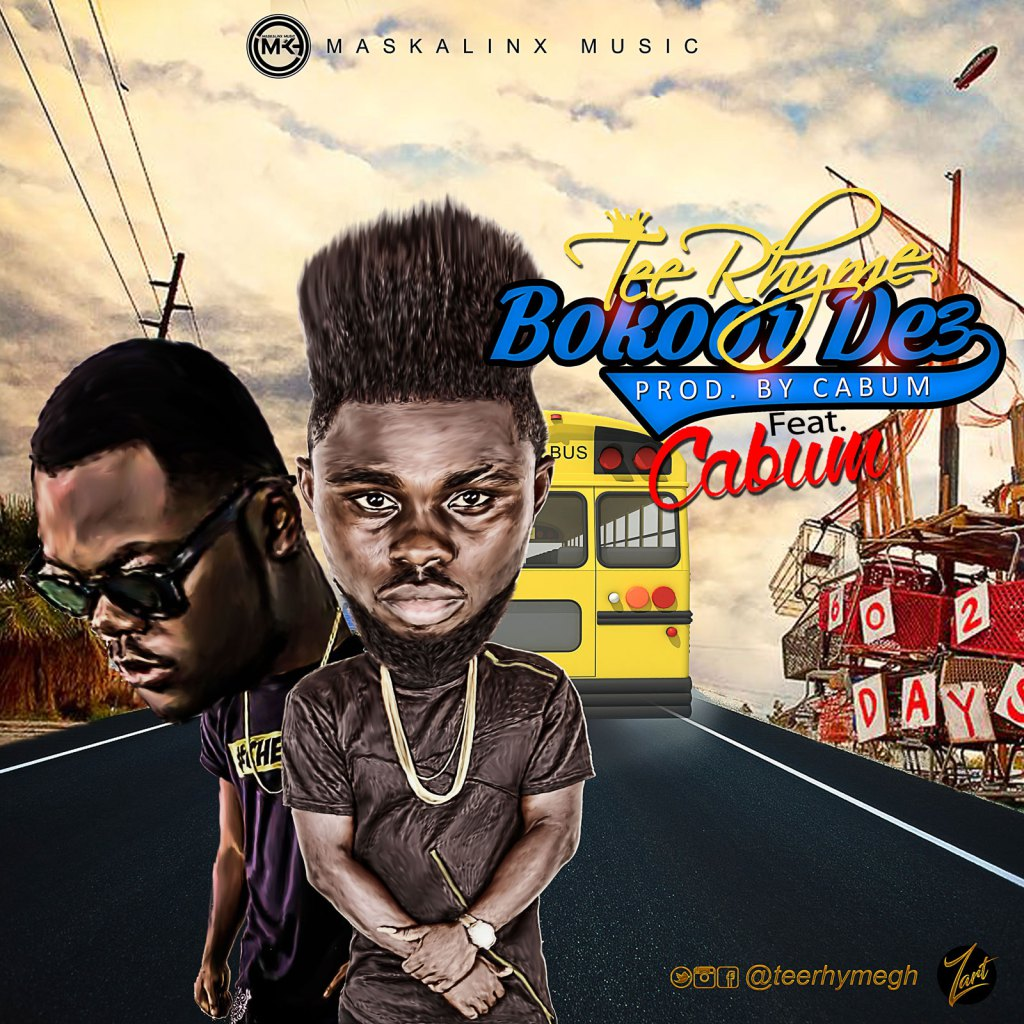 Tee Rhyme Bokoor De Ft Cabum Prod By Cabum