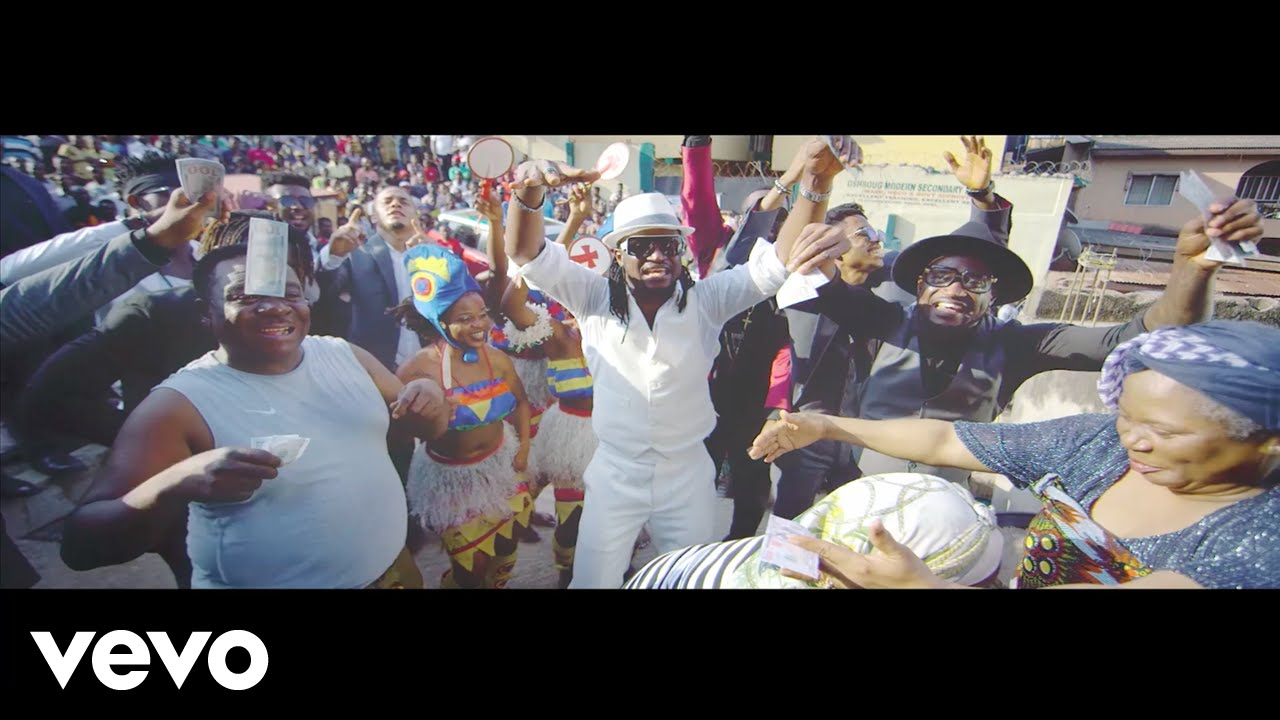 p square bank alert official vid