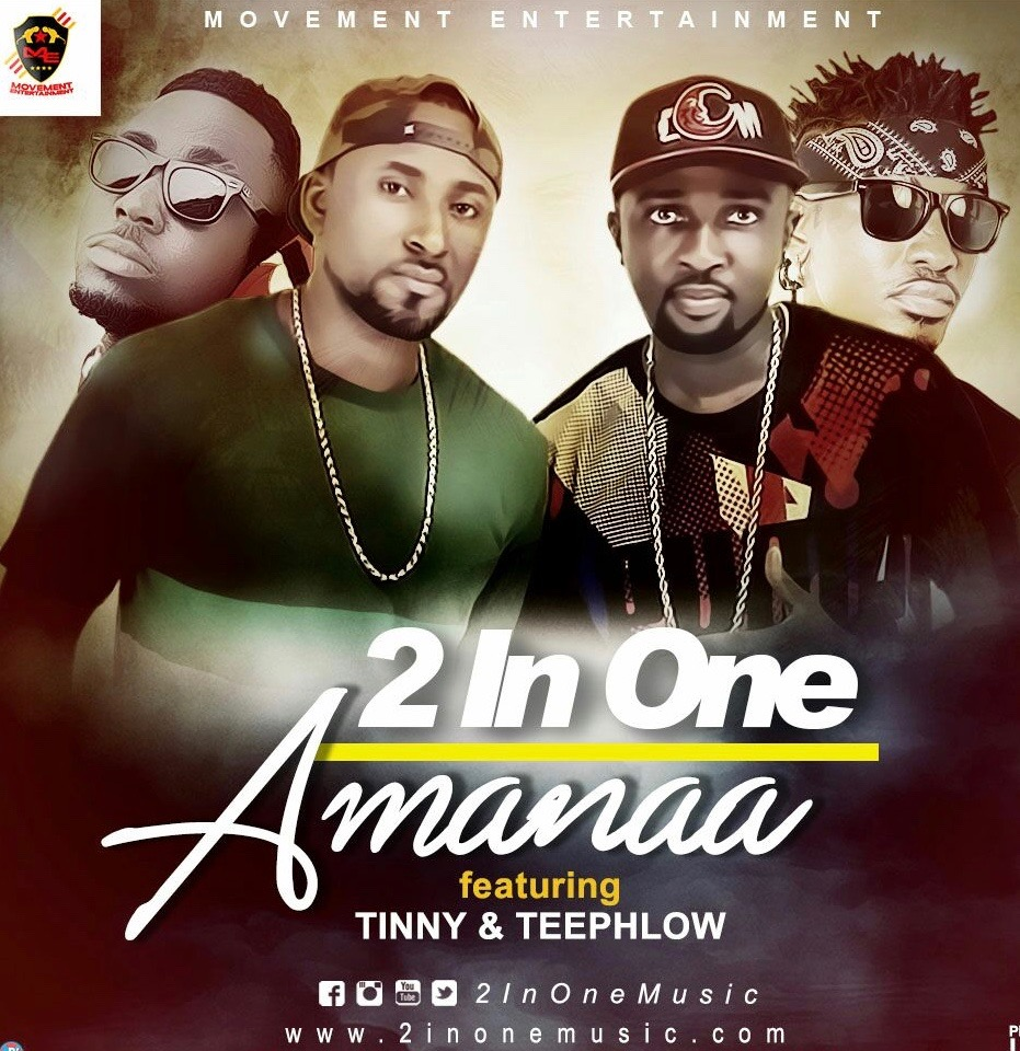 Amanaa ft Teephlow Tinny