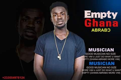 Empty Ghana Abrabo