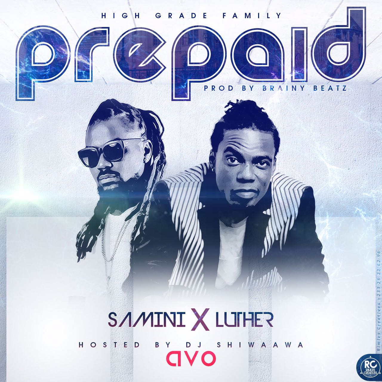 prepaid samini ft luther www urbanroll net  mp image