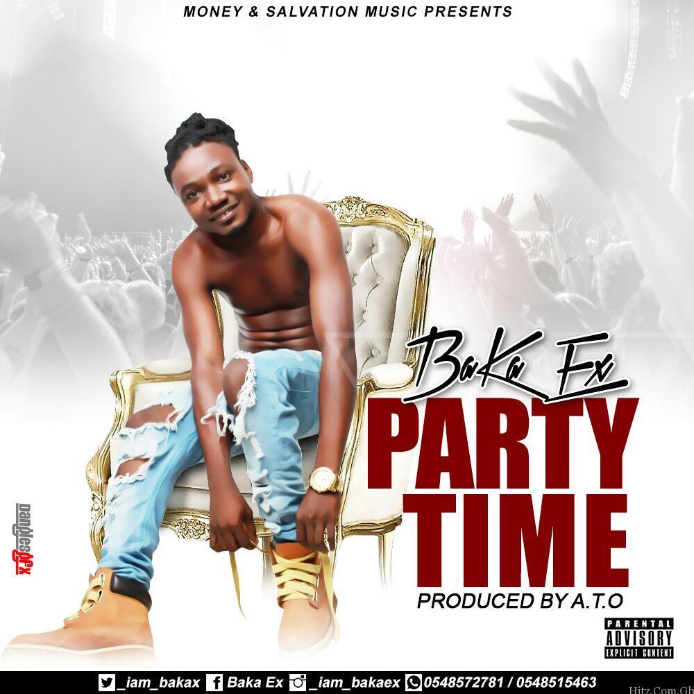 Baka X Party Tyme prod by A