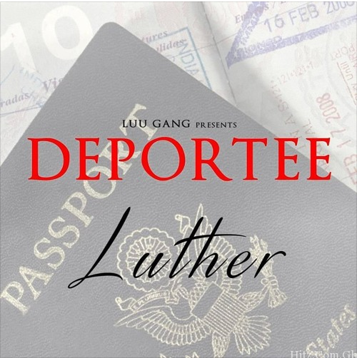 Luther Deportee Go Low Cover