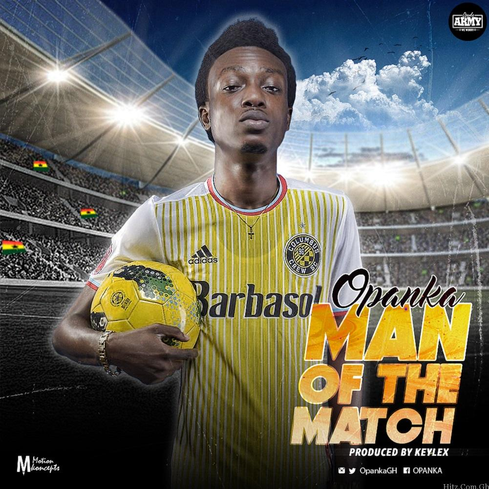 Opanka Man Of The Match Prod