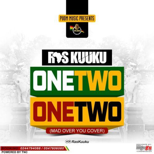 Ras Kuuku One Two One Two Mad Over cover